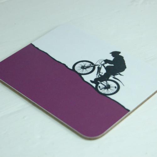 Jacky Al-Samarraie Mountain Biking Coaster