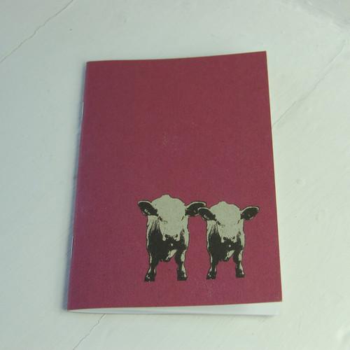 Jacky Al-Samarraie Cows Notebook