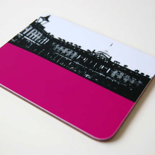 Jacky Al-Samarraie Somerset House Coaster