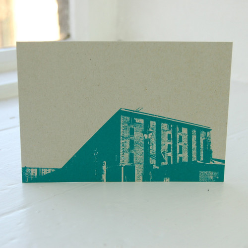 Jacky Al-Samarraie Tate Liverpool Postcard