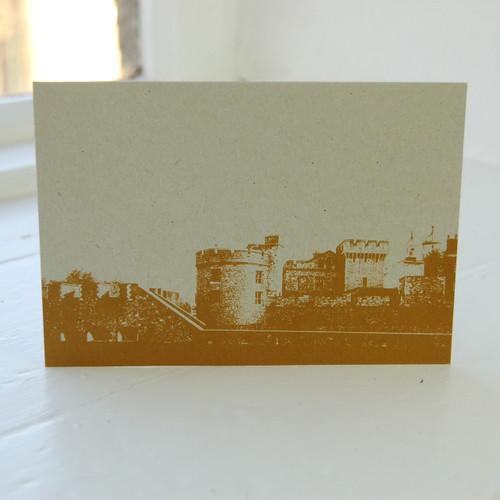 Jacky Al-Samarraie Tower of London Postcard