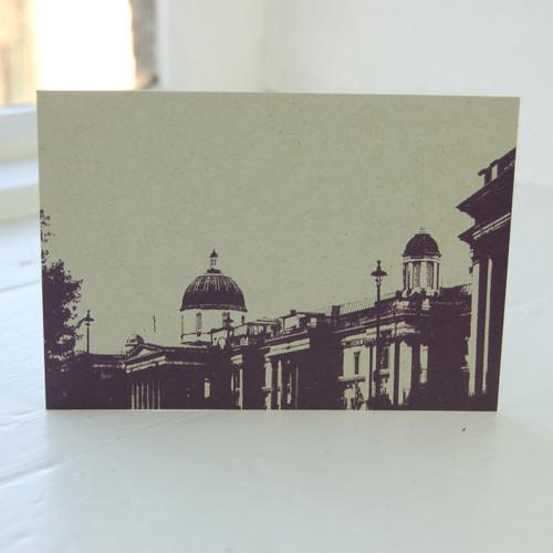 Jacky Al-Samarraie National Gallery Postcard