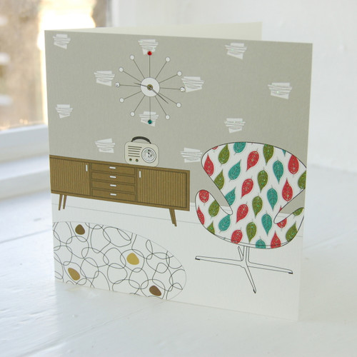 Jacky Al-Samarraie Time to Relax Greeting Card