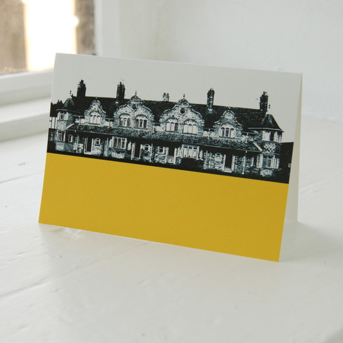 Jacky Al-Samarraie Port Sunlight Greeting Card