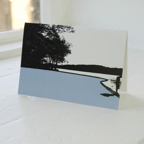 Jacky Al-Samarraie Coniston Greeting Card