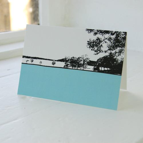 Jacky Al-Samarraie Ambleside Greeting Card