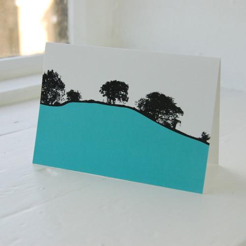 Jacky Al-Samarraie Langdale Greeting Card