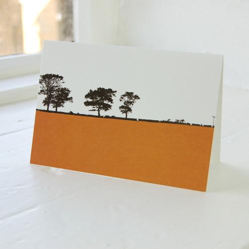 Jacky Al-Samarraie Ilkley Greeting Card