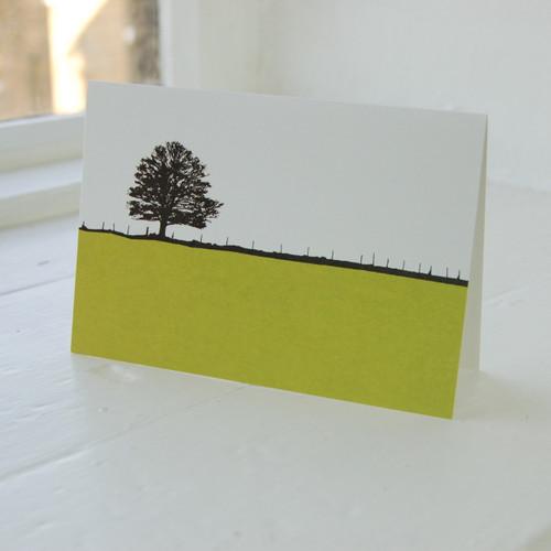 Jacky Al-Samarraie Dales - Grassington Greeting Card