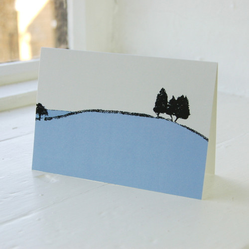 Jacky Al-Samarraie Dales - Bolton Abbey Greeting Card