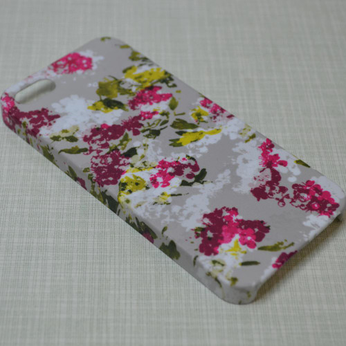 Jacky Al-Samarraie Hawthorn iPhone 5 /5S/5SE Cover - DISCONTINUED