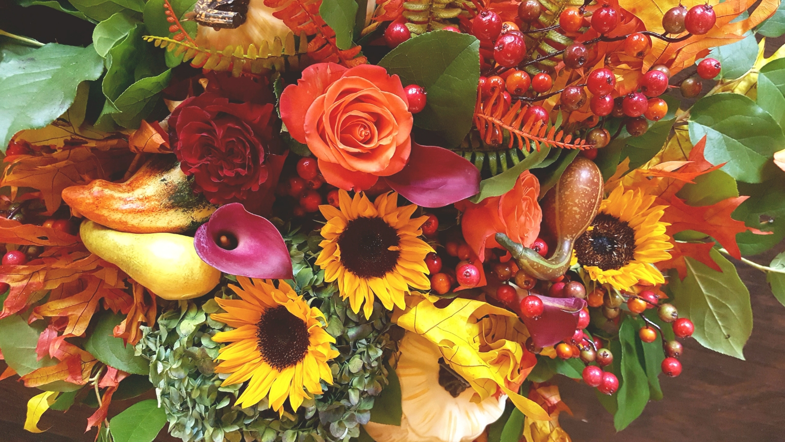 Charlottes florist since 1956 midwood flower shop fall flower collection izmirmasajfo