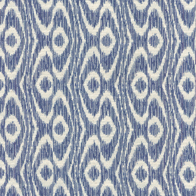 Acres Beyond Sapphire 270056 By Tracy Porter Designer Fabric Soulful  Voyager 100% Polyester See Sample