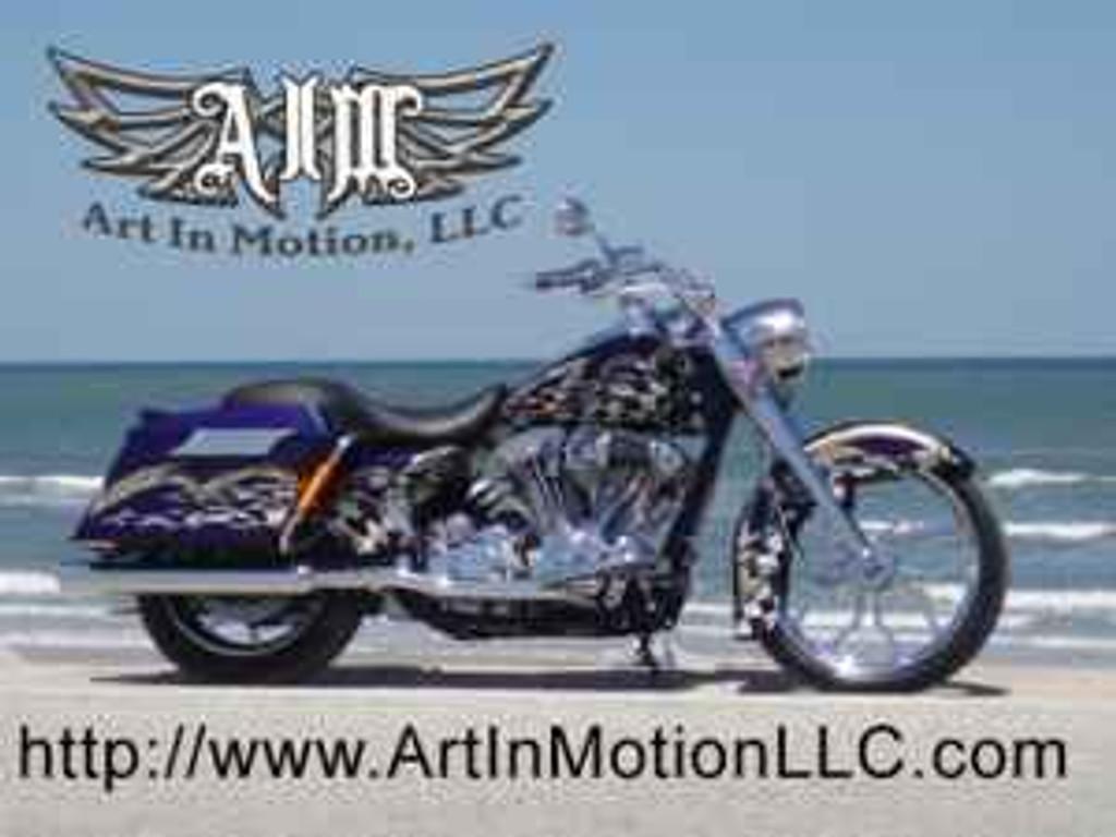 "2007 Art In Motion Rolling Thunder 200 Bagger, ""Purple Haze"""