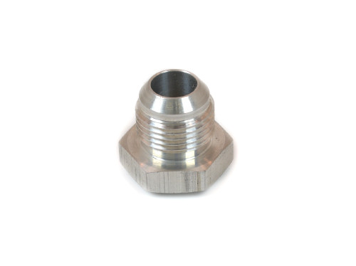 20-875A Aluminum Fitting -10 AN Male Aluminum Fitting Welding Required