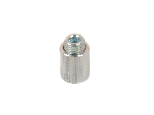 20-882A Aluminum Fitting 1/4 Inch NPT Bung With Plug Welding Required