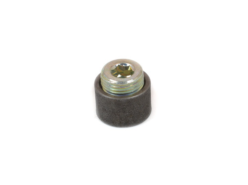 20-883 Steel Fitting 3/8 Inch NPT Bung With Plug Welding Required