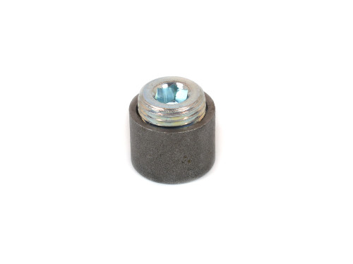 20-884 Steel Fitting 1/2 Inch NPT Bung With Plug Welding Required