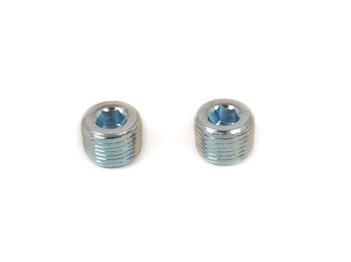 20-885 1/2 Inch NPT Steel Plug Kit 2 Plugs Per Package