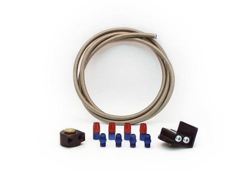 """22-825 Remote Spin-On Filter Kit For 18MM Thread And 2 5/8"""" Gasket"""