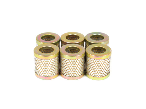 26-220 Oil Filter Element CM 2-1/4 Inch For Sport Filter 8 Micron 6 Pack