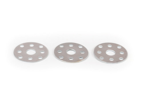 74-910 Aluminum Shim Kit For Small Block Chevy Water Pump Pulleys