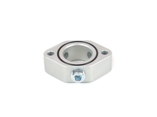 80-116 Racer Water Neck Riser Plate Billet Aluminum