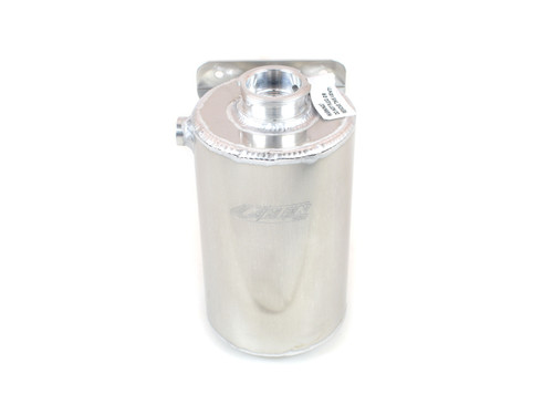 80-200R Aluminum Expansion Fill Tank Universal 2.6 Qt. Round Style