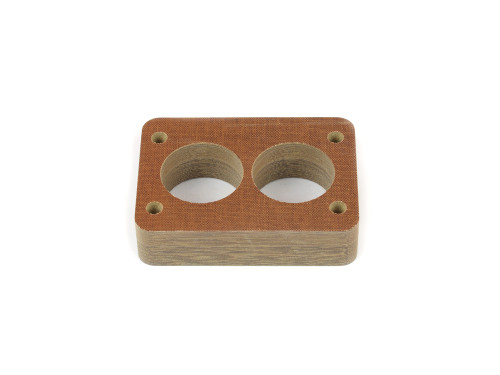 """85-030 Phenolic Carburetor Spacer For Rochester 2BBL 1"""""""