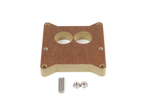 """85-065 Phenolic Carburetor Adapter For Holley 2BBL And Holley 4BBL 1"""""""