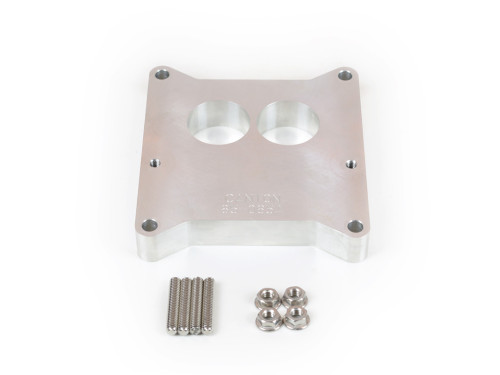 85-065A Aluminum Phenolic Carburetor Adapter For Holley 2BBL To 4BBL Intake