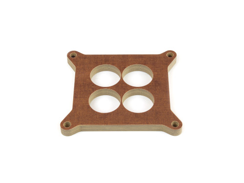 """85-152 Phenolic Carburetor Spacer For 4150/4160 Holley 4 Hole 1/2"""""""