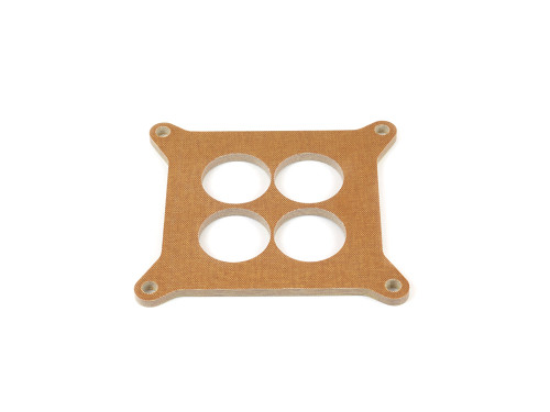 """85-154 Phenolic Carburetor Spacer For 4150/4160 Holley 4 Hole 1/4"""""""