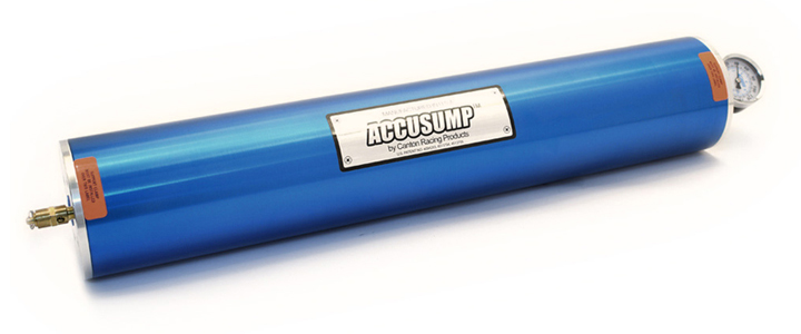 Accusump Accumulator