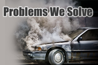 Problems We Solve