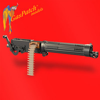 "Vickers 11 mm ""Balloon Gun"" 1/48"