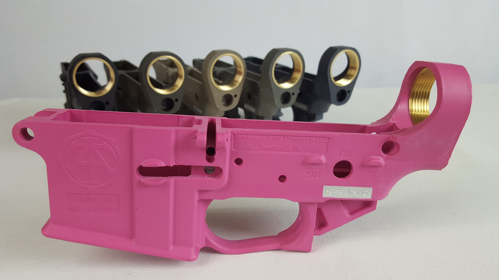 AR 15- Pink(Matches Magpul Pink)