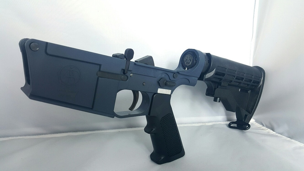 Stealth, Matches Magpul Grey
