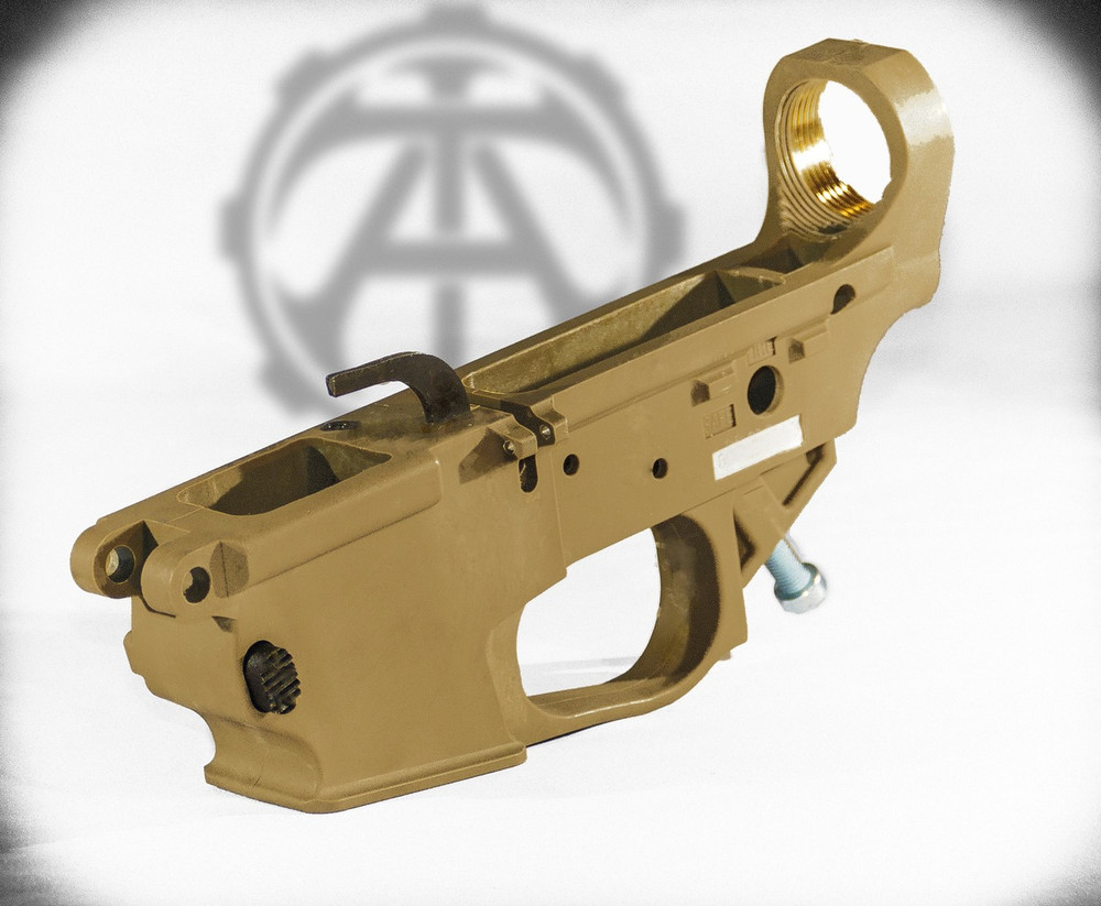 TAC-9 Stripped Receiver, Glock Mag Compatible