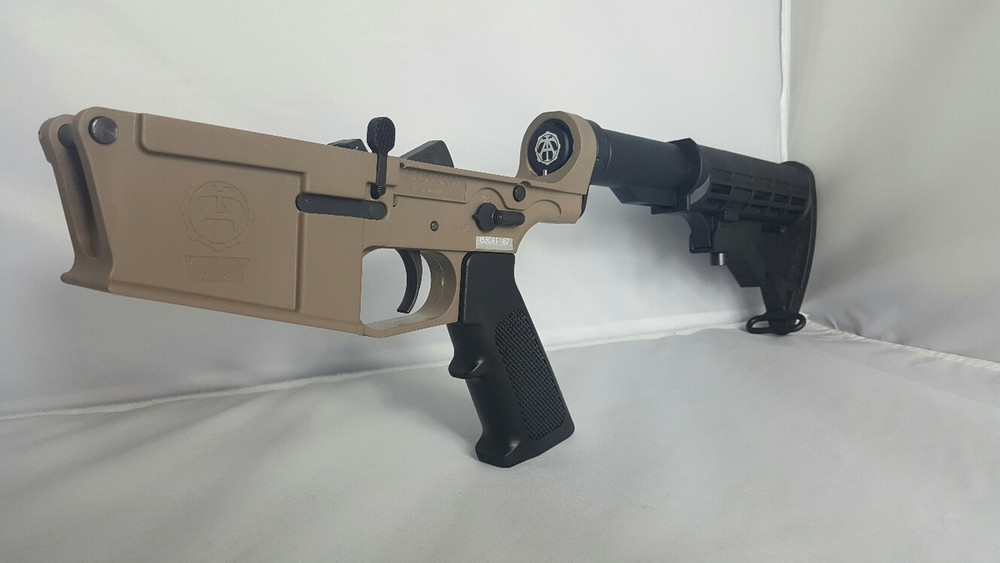 Complete 308 FDE