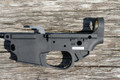 Custom Engraved TAC-9 Stripped Receiver, Glock Mag Compatible