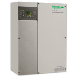 Schneider Electric XW4024 Grid-Tie/Off-Grid Solar Inverter