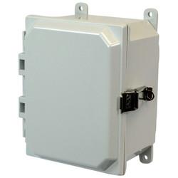 AM864L Fiberglass Battery Enclosure