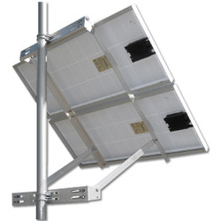 Adjustable Side of Pole Mount Kit for 2 Panels