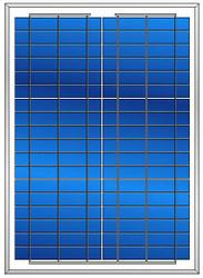 Value Line 20W 12V Solar Panel