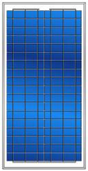 Value Line 30W 12V Solar Panel