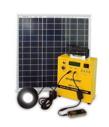 Solarland SPD-Y-30W Cell Phone Charging Station