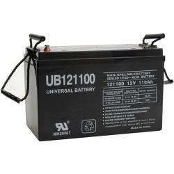 UPG Battery Bank (12VDC, 660Ah)