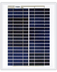 Ameresco AMS020J 20W 12V Solar Panel