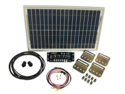 Mr. Solar™ 85 Watt Solar Panel Starter Kit